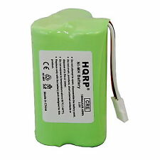 HQRP 1800mAh Ni-Mh Battery Replacement for Logitech S715i Rechargeable Speaker