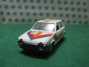 Rareté Vintage - Fiat Ritmo 65 Special - 1/43 Hot Wheels Italie - Nouveau