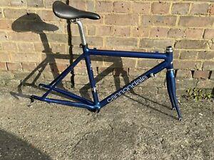 Cannondale R600? 650c Road Frame Aluminium Retro Vintage Racing Triathlon Aero