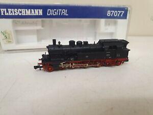 Fleischmann piccolo locomotive a vapeur br 78 510 digital   ref: 87077    En N
