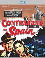 CONTRABAND SPAIN BLURAY [DVD][Region 2]