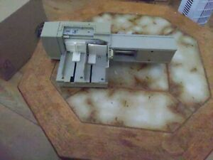Nikon SF200 Slide Feeder no cover but works fine on LS4000 and LS5000