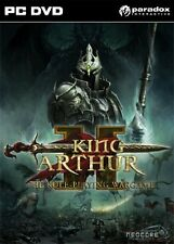 King Arthur 2 - Limited Edition (PC DVD) BRAND NEW SEALED