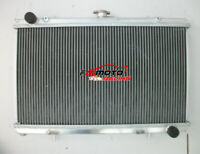 3 ROW aluminum alloy radiator for Nissan silvia 180sx S13 SR20DET 1989-1994 MT