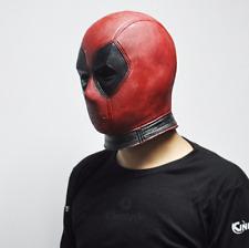 Rubies adultos Oficial Marvel Deadpool Máscara De Disfraz De Burbuja /& discurso Lujo Conjunto