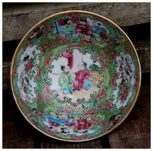 Antique Japanese Imari Porcelain Bowl.
