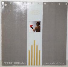 EURYTHMICS SWEET DREAMS VINYLE 33 Tours LP Germany 1984 RCA PL 70014