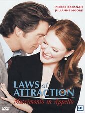 DvD LAWS OF ATTRACTION   ......NUOVO