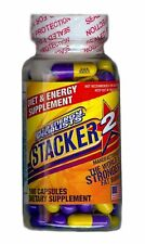 Stacker ephedra free 100ct bottle Energy & Weight Loss Supplement Exp. 7/2020