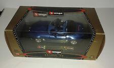 Burago  1/24  BMW  M Roadster dans sa boite
