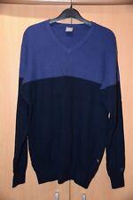 Men's Ping V Neck Jumper/sweater Size Large