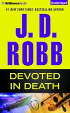 DEVOTED IN DEATH unabridged audio CD by J.D. ROBB / NORA...