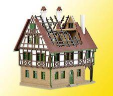 Vollmer N 47738 Brennendes Haus Bausatz Neuware