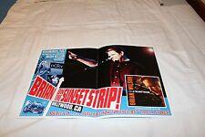 Brian Wilson Promo Poster-Brian Wilson Live At The Roxy Theatre