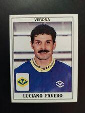 figurina con velina * 1990-91 Serie B UDINESE VERONA Calciatori Panini SCEGLI