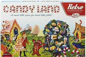 NEW Hasbro - CANDYLAND Retro Series Board Game (1967 Edition)