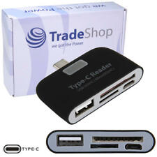 4in1 USB-C 3.1 OTG USB Adapter Micro-SD Kartenleser für Xiaomi Mi Max 2 Mix 2