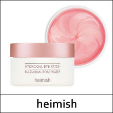 [heimish] Bulgarian Rose Hydrogel Eye Patch (1.4g*60ea) 1 Pack / New 2019 /S3