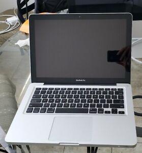 "Apple MacBook Pro 13.3"" (Intel Core i5, 2.4GHz, 8GB RAM, 500GB HDD, Late 2011)"