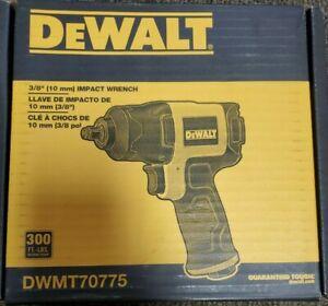 DeWalt DWMT70775 3/8-inch (10mm) Square Drive Impact Wrench - New