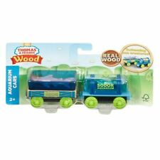 AQUARIUM CARS Thomas Tank Engine & Friends WOODEN Railway NEW Train Wood