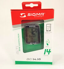 SIGMA BC14.16 Wired Bicycle Computer BC 14.16