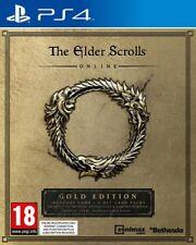 Bethesda Elder Scrolls Online Gold Ps4