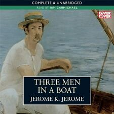 Jerome K. Jerome - Three Men in a Boat and more Audiobooks on mp3 CD