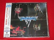 VAN HALEN - SELF TITLED S/T - JAPAN CD - 2005 FOREVER YOUNG EDITION - WPCR-75054