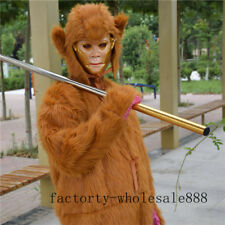 Sun Wukong monkey Mascot Costume Event Cheerleading party cos game Fancy dress