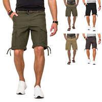 Jack & Jones Herren Cargo Shorts Bermudas Kurze Hose Herrenhose NEU Casual