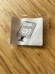 Apple IPOD Dock Plug Cover. Official. New