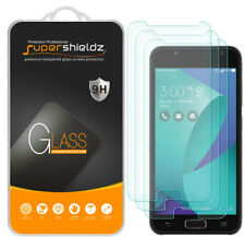 3X Supershieldz for ASUS ZenFone V Live Tempered Glass Screen Protector Saver