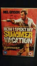 How I Spent My Summer Vacation - DVD (2012) Mel Gibson Dean Norris