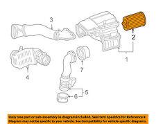 Mercedes MERCEDES-BENZ OEM C230 Engine-Air Cleaner Filter Element 2710940204