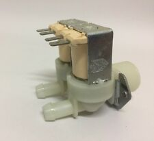 Samsung Front load Washing Machine Double Dual Inlet Valve DC62-00024F  0034