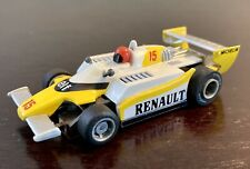 RENAULT #15 F1 TYCO 440 SLOT CAR