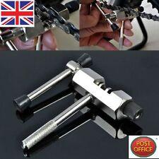 ACCIAIO di qualità superiore Bicicletta Catena Breaker Splitter Cutter Remover Repair Tool