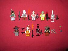 LEGO Star Wars Minifigure LOT Bounty Hunters, Boba Fett,Embo,Boskk,Cade Bane ETC