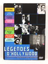 Coffret 8 DVD Légendes d'Hollywood Le Criminel, Mariage Royal L'adieu Aux Armes