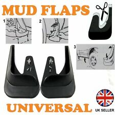 2T FOR MERCEDES W164 W163 M CLASS REAR SURUBBER MOULDED MUDFLAPS MUD FLAPS