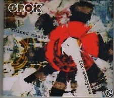 (H674) Grok, Ruined Music for Everyone - new & sealedCD