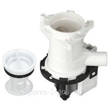 Drain Pump Outlet Pipe Filter & Housing for BEKO Washing Machine