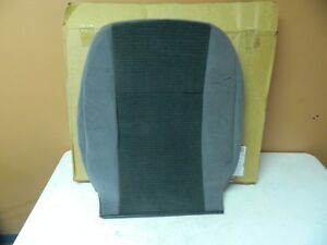 New OEM 2003 Ford Focus Front Left or Right Seat Back Cover Upholstery Part