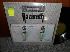 Nazareth Exercises original copy shrink NICE COPY Rock LP