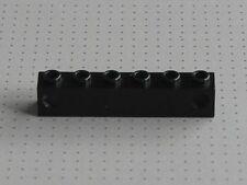 LEGO ELETTRICO-NERO 1 x 6 Stud PRISMA titolare-TRENO LUCI - (4170)