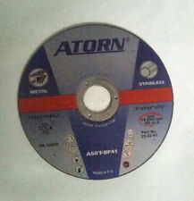 ATORN Metal Cutting Discs 125x1x22.2 THIN CUT A60 T-BF41 Pack of 25