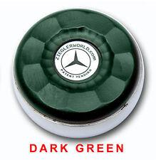 ZIEGLERWORLD TABLE SHUFFLEBOARD PUCKS WEIGHTS - LARGE - DARK GREEN