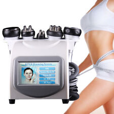 5-1 Ultrasonic Cavitation RF Radio Frequency Slimming Vacuum Machine Body Care