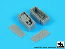 Black Dog 1/48 S-3 Viking USN Aircraft Accessories Set No.3 (for Italeri) A48014